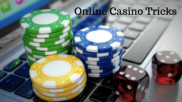 online casino tips and tricks